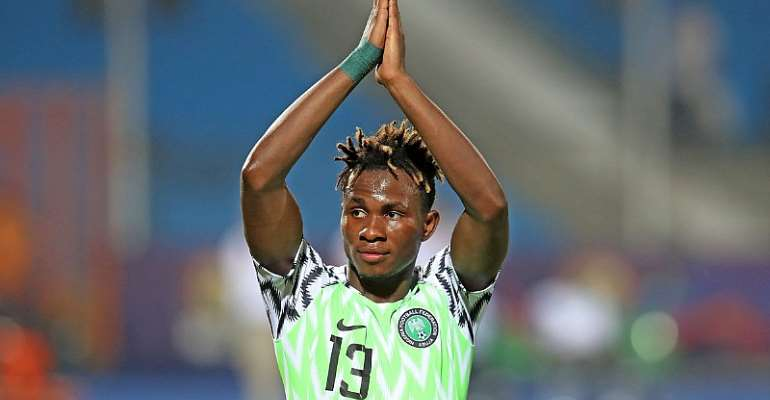 AFCON 2019: Nigeria's Samuel Chukwueze Delighted With Team's Semi-Finals qualification