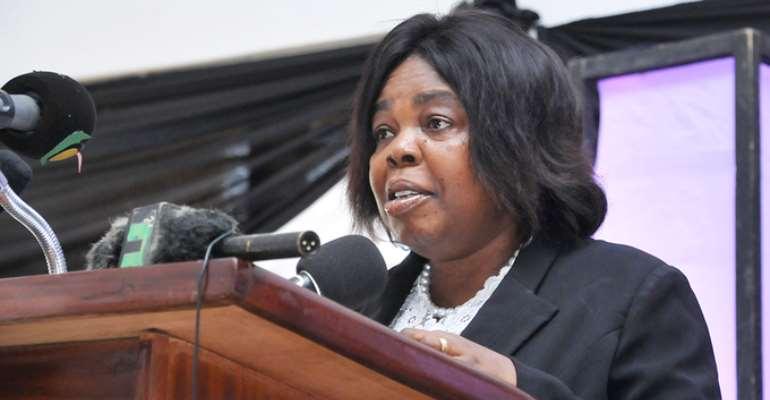 Prof. Lydia Nkansah
