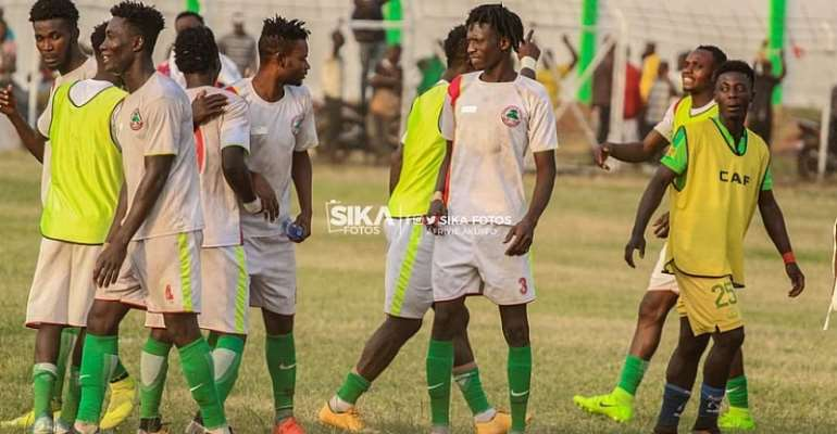 GHPL Matchday 33: Eleven Wonders move to safety after 3-1 win against Medeama SC