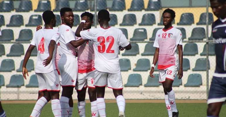 GHPL Matchday 33: Youngster Augustine Boakye stars with goal as WAFA beat Karela Utd 2-0