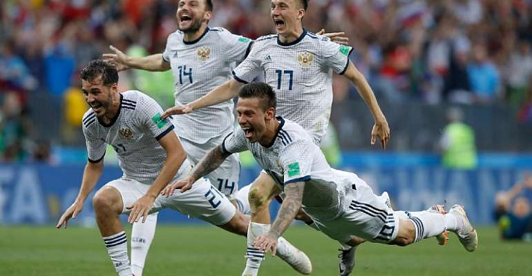 2018 World Cup: Did Vladimir Putin Phone Call Inspire Russia To Beat Spain?