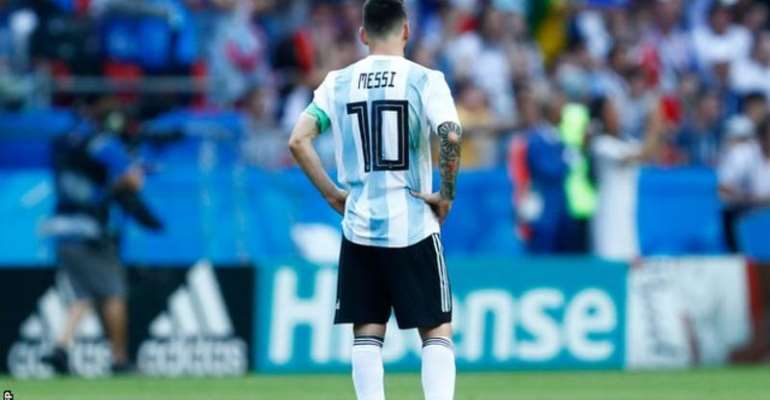 2018 World Cup: Cristiano Ronaldo And Lionel Messi Exit After Failing To Find World Cup Spark Sgain