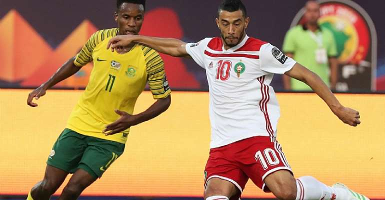 AFCON 2019: Morocco And Cote d'Ivoire Progress Into Knockout Phase From Group D