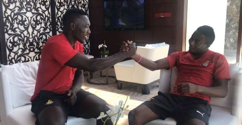 AFCON 2019: Richard Ofori Confident Of Black Stars Qualification To Knockout Phase