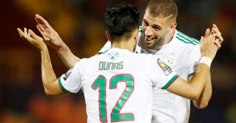 AFCON 2019: AFCON 2019: Algeria ease past Tanzania to top Group C