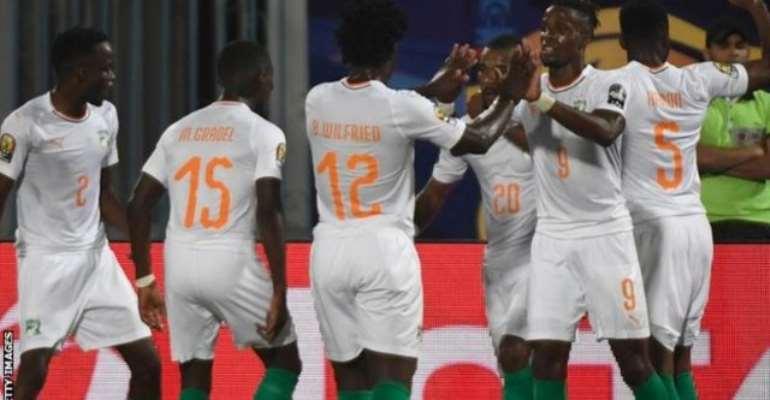 AFCON 2019: Zaha Goal Helps Ivory Coast Progress To Last 16