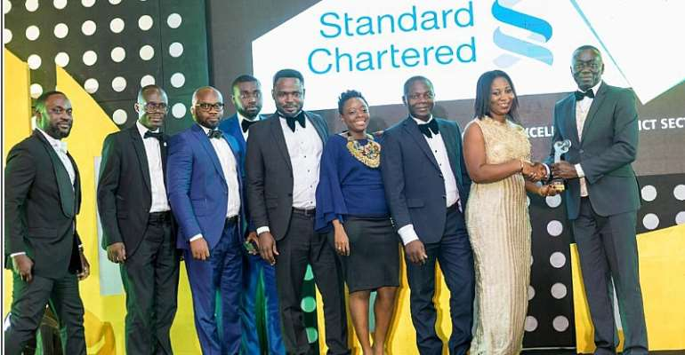 Standard Chartered Bank Emerges Digital Bank Of The Year