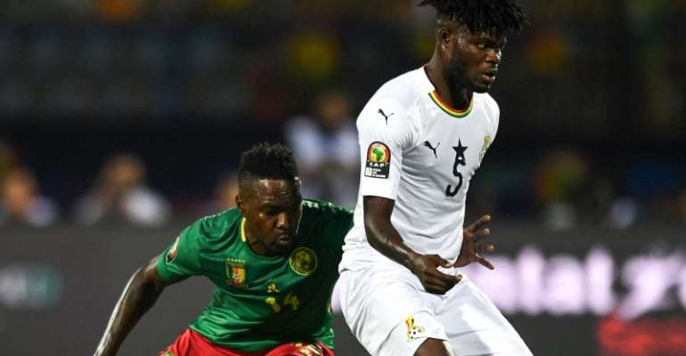 AFCON 2019: Thomas Partey Request For Physiotherapist From Atletico Madrid - Reports