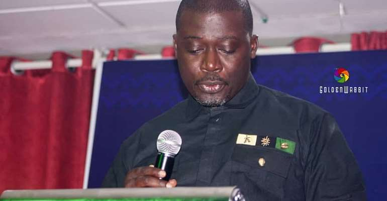 People in the creative industry are not wise; they allow Govt to lie to them – Ricky Anokye