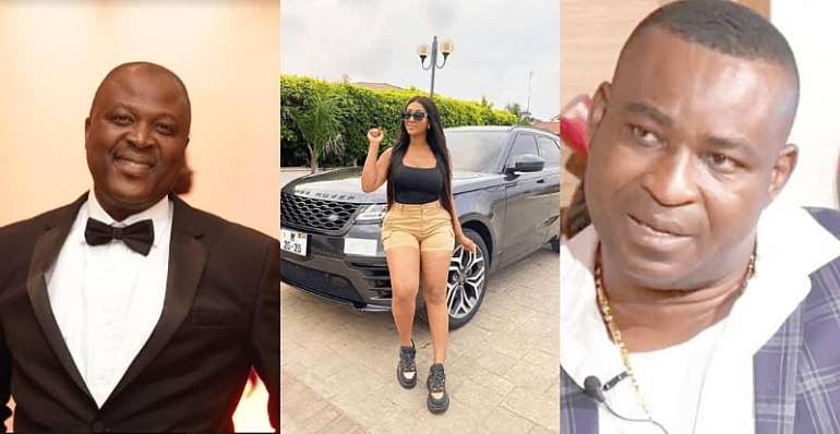 Hajia4Real Not Ibrahim Mahama's Girlfriend – Lawyers