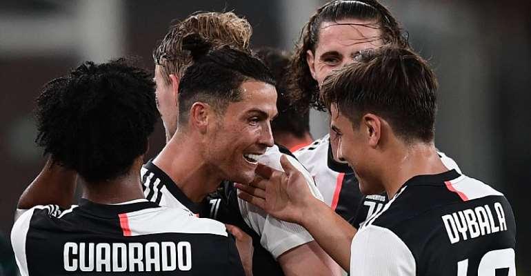 Dybala Solo Goal, Ronaldo Rocket Set Up Juve Win