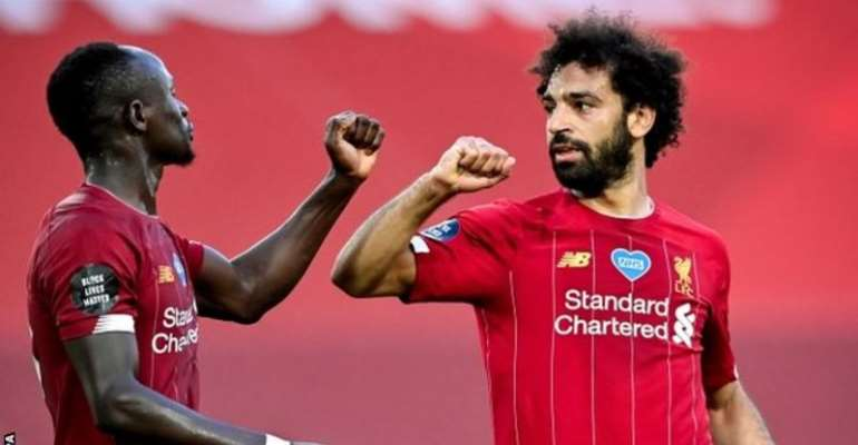 Salah has won the Premier League golden boot in the past two seasons, last year sharing it with team-mate Sadio Mane and Arsenal's Pierre-Emerick Aubameyang