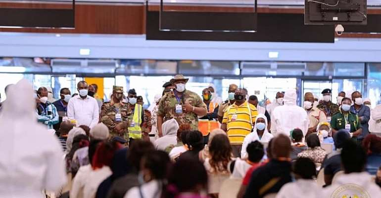 COVID-19: Stranded Ghanaians In India Lament High Quarantine Fee