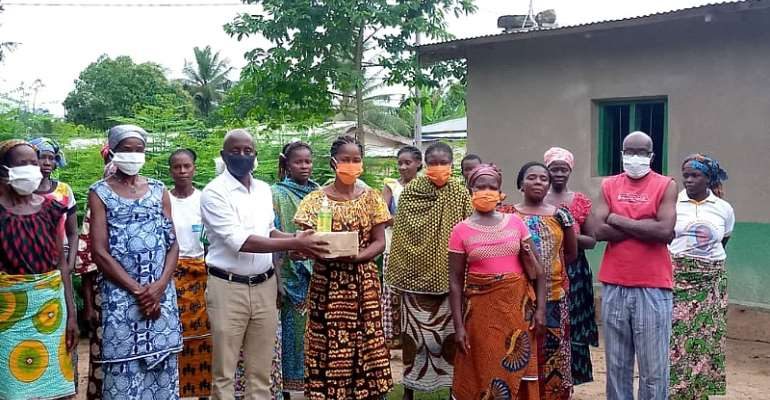 Initiative Rescue Cacao Builds COOP'S Members Capacity On Gender And Finance