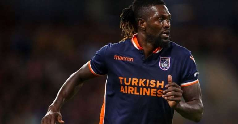 Adebayor Quits Paraguayan Club Over COVID-19 Fears