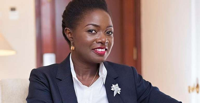 Lucy Quist Reveals Why She Resigned As Normalization Committee Vice President