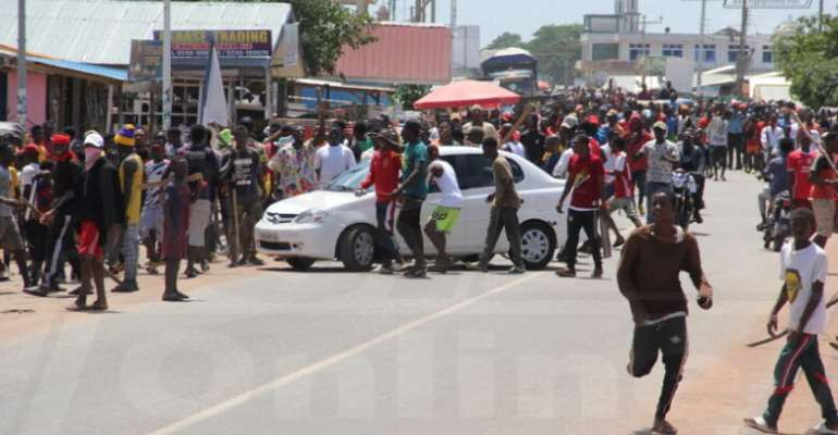 Ejura shootings: The military used excessive force on unarmed protestors — PPP condemn killings