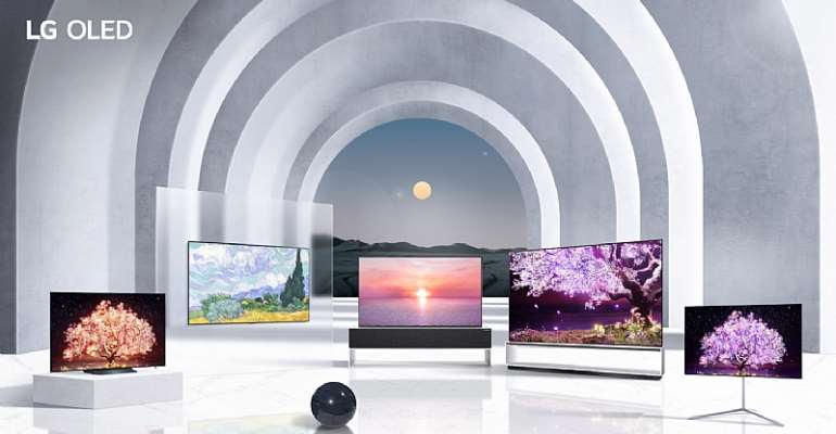 Perfect For Cinema, Sports & Gaming, LG Oled Tvs Rolls Out In Key Markets