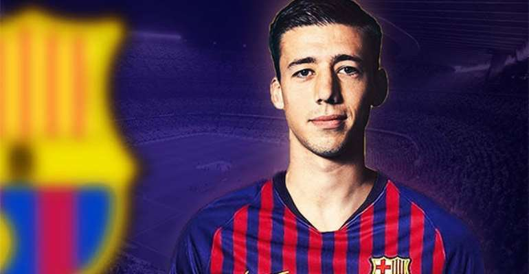 Clement Lenglet: Barcelona Sign Sevilla Centre-Back And Add £265m Release Clause