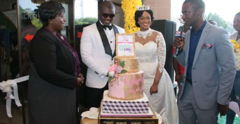 Checkout: Trending Photos From Beauty And Bridal Fair Open In Accra