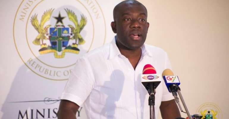 Oppong Nkrumah Charges CID To Unravel Death Of Ahmed Suale