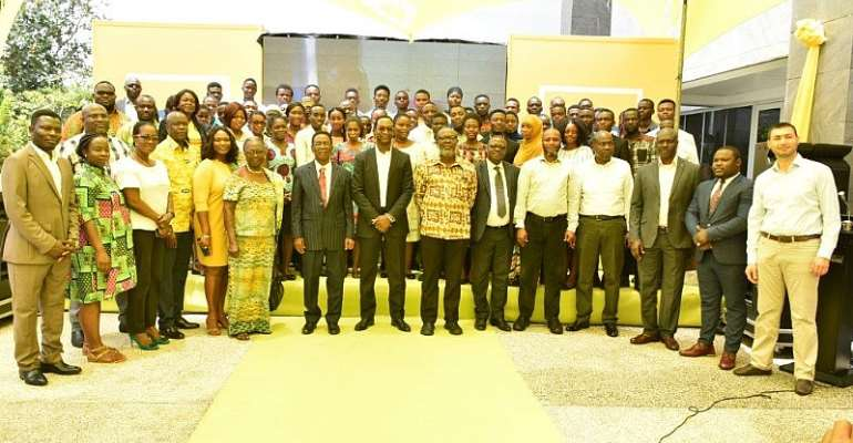 MTN Urges Qualified Students To Enter Bright Scholarship Before July 17