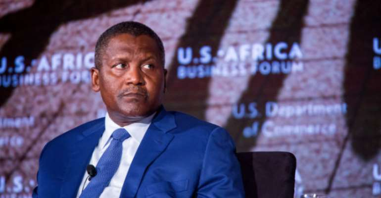 AFCON 2019: Dangote Promises Eagles $75,000 Per Goal