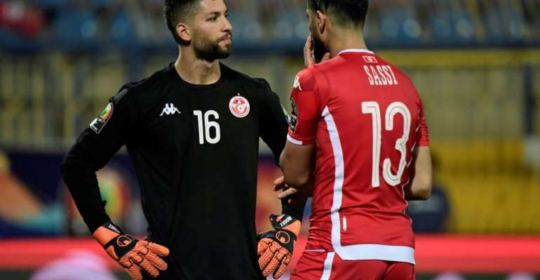 AFCON 2019: Tunisia Goalkeeper Sorry For Stroppy Reaction To Shootout Switch