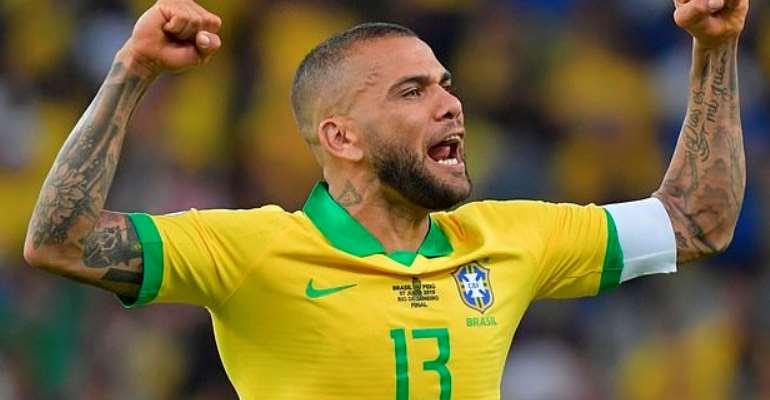 Manchester City Target Shock Move For Dani Alves