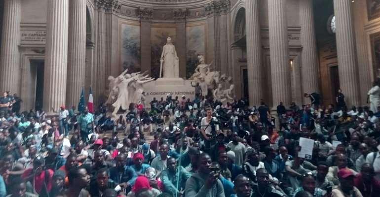 Facebook/La Chapelle Debout