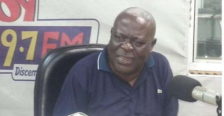 Kofi Manu Insists NC Cannot Sack Kwesi Appiah