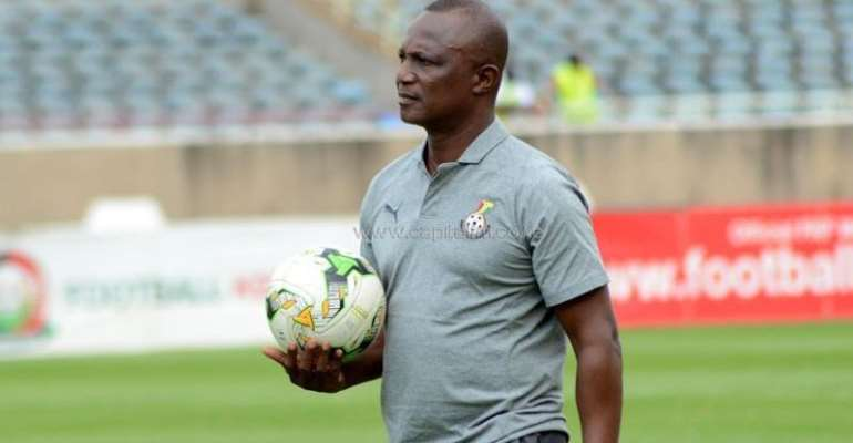 Ghanaians Call For Coach Kwesi Appiah Sack With #DropThatCoach On Social Media