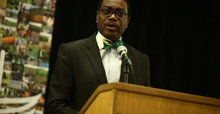 Akinwumi Adesina leads a bank that has the USA as its second largest shareholder - Source: CGIAR/Wikimedia Commons