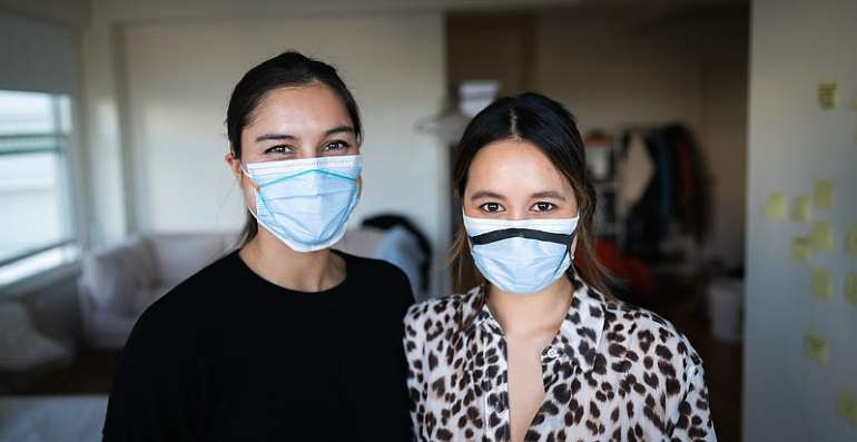 Face Masks Should Be Worn Not Hidden In Pockets And Bags--NCCE