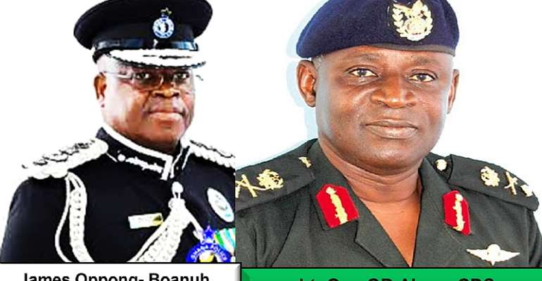 The Police and Military Brutalities in Ghana Lately