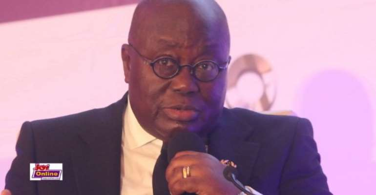The Akufo-Addo administration said the NDC left judgement debts of over ₵482million.