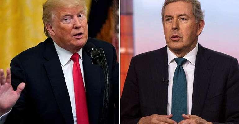 The Resigning Ambassador: Sir Kim Darroch on Donald Trump