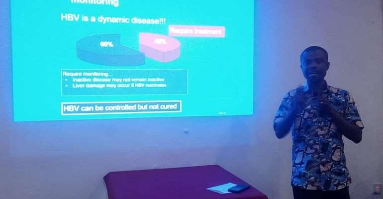 Hepatitis B Records High Death – Doctor