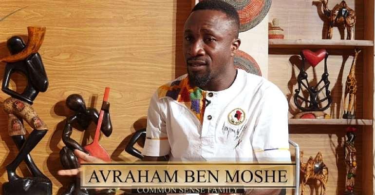 On The Teachings Of Avraham Ben Moshe, Ghana's Intellectual Messiah.