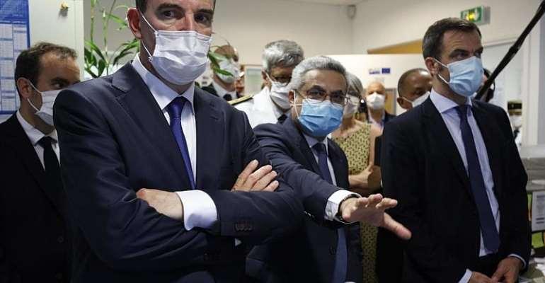 jody amiet / AFP