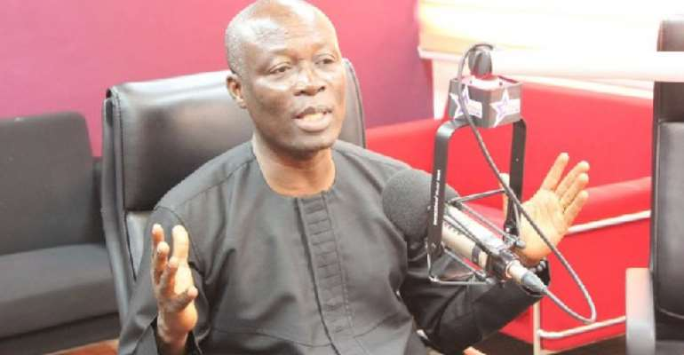 Appointing Isaac Asiamah As Sports Minister Is A Huge 'Mistake' - Nii Lante Vanderpuye