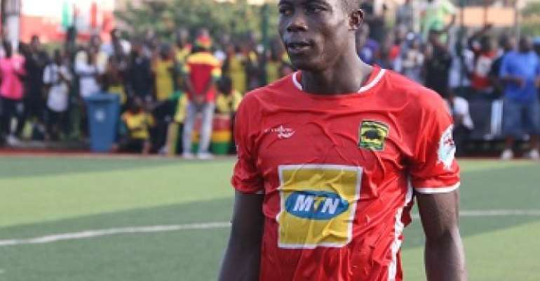 Medeama Looking To Cash In Big On Justice Blay; Sets $200,000 As Player's Price