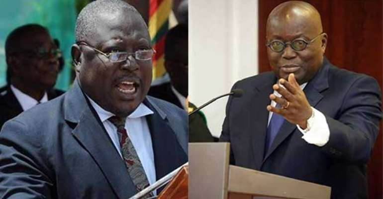 The Nomination Of The Anti-Corruption Csos Representative On The Osp Governing Board Must Not Be Rigged Again: By Martin A. B. K. Amidu