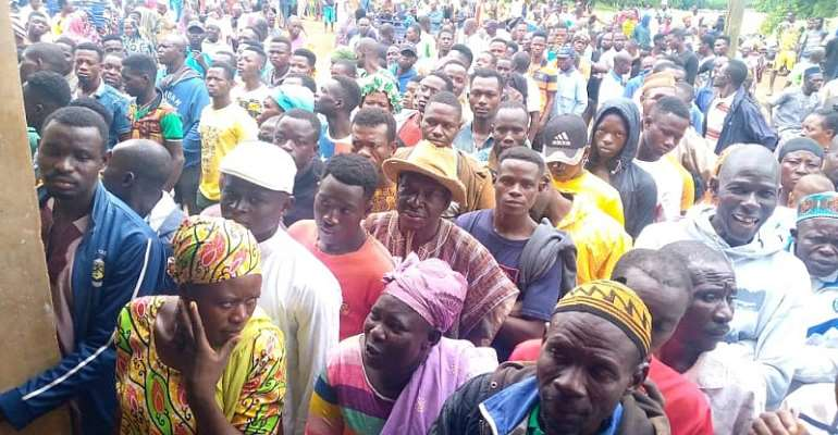 Power play at Finance and Agric Ministries as farmers queue months for fertiliser in Binduri