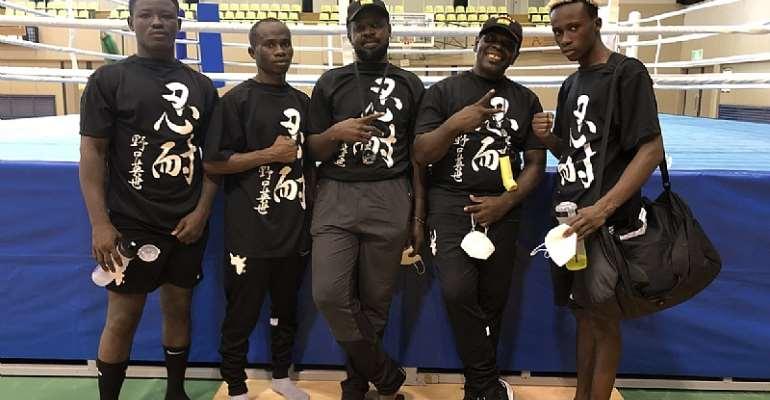 Tokyo 2020: Black Bombers hail training at Inawashiro as better than ever