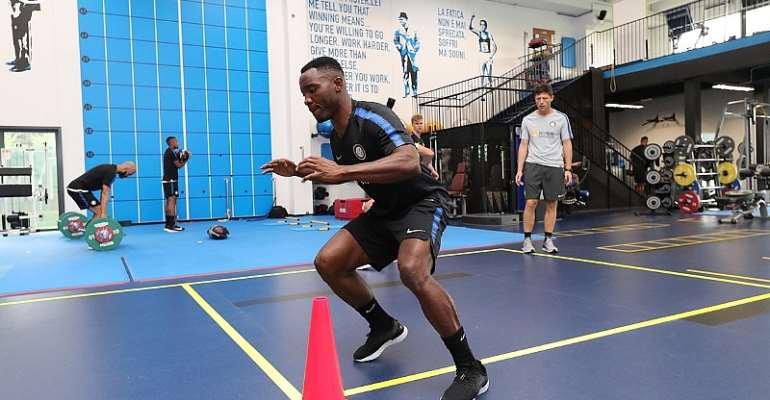 Inter Milan Boss Hails Kwadwo Asamoah