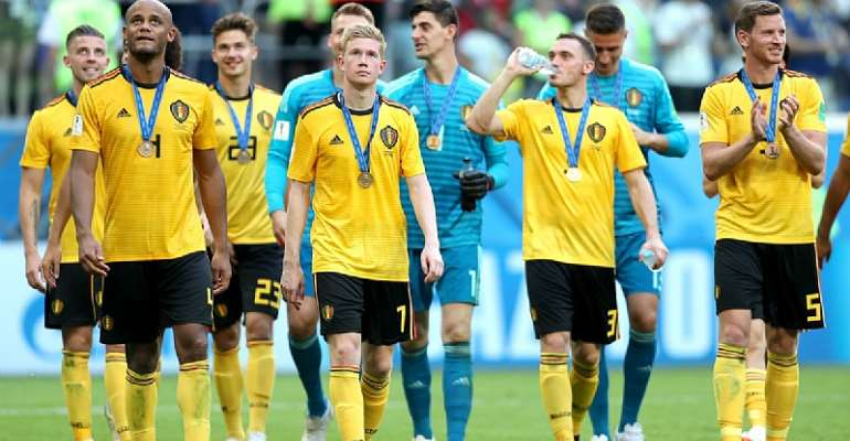 2018 World Cup: England Finish Fourth After Play-Off Defeat By Belgium