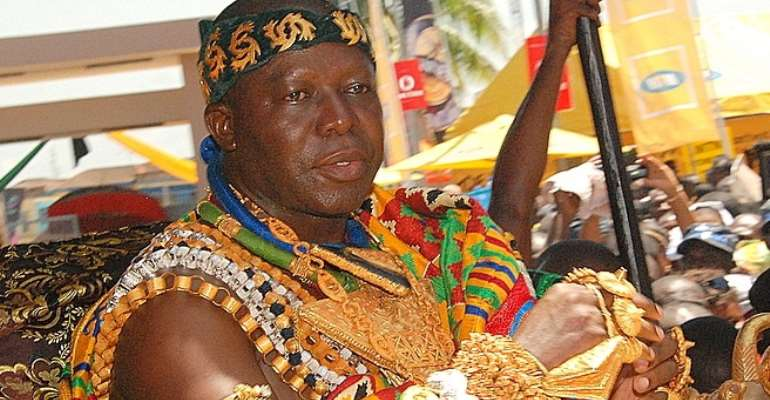Ghanaians Have Politicized Almost Everything — Asantehene