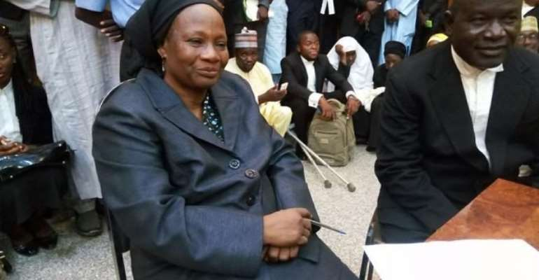 Probe Unfair Treatment Of Former Kebbi State Acting CJ, Karatu — SERAP Demands