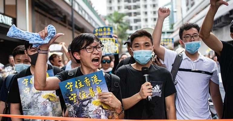 Hong Kong's Crisis